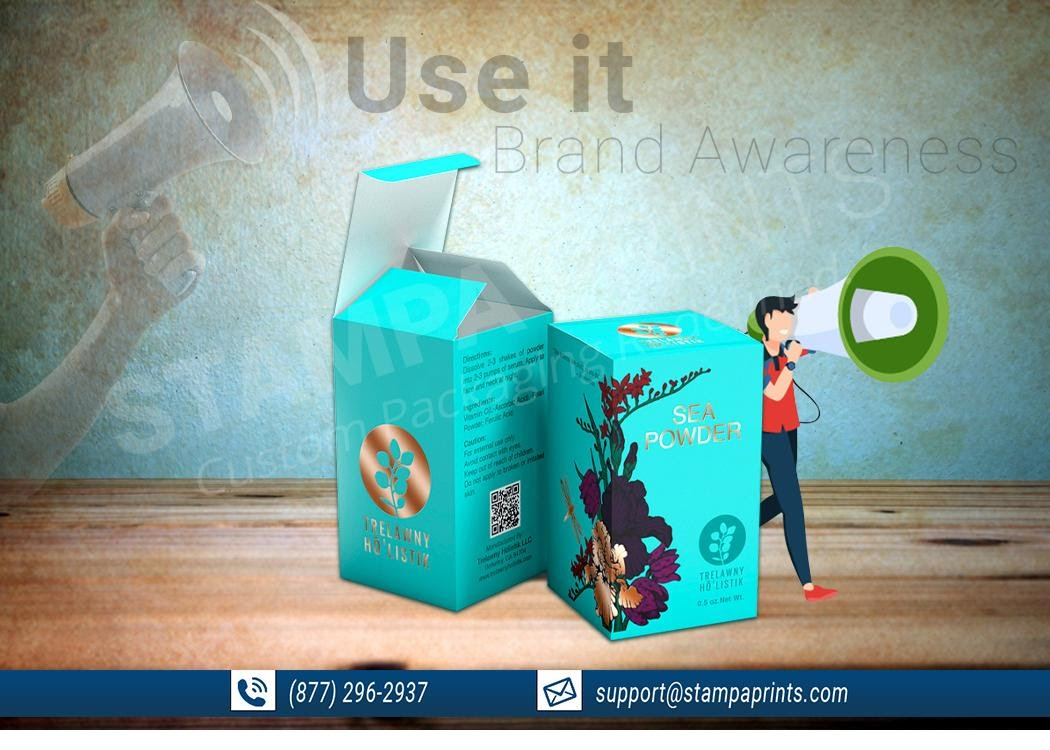 Using Custom Packaging for Creating Brand Awareness