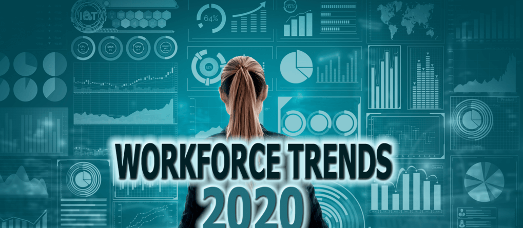 Top workforce trends for HR in 2020