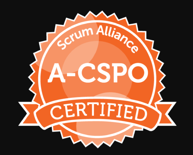 CSPO certification training in Houston