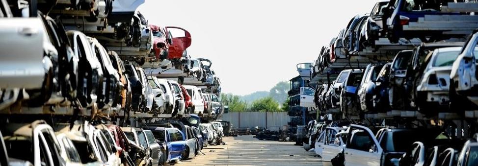 Car junkyards