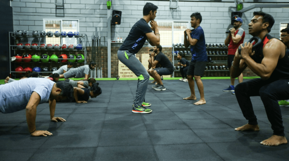 Advantages of getting trained through a gym in Bangalore: