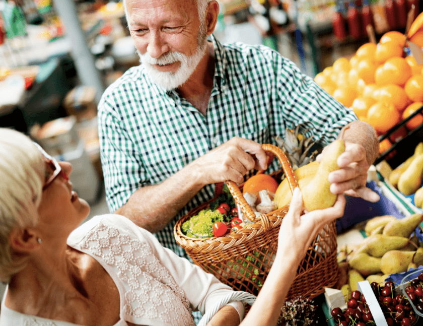 7 Tips To Cut Down Your Grocery Bill-Saving On Food Flyer Is The One!