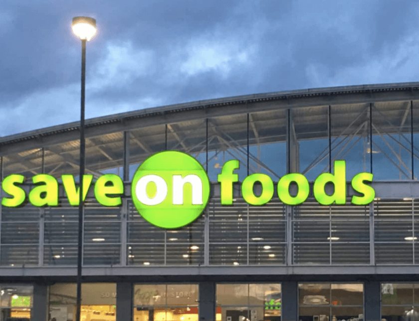 Save On Foods Canada Flyer