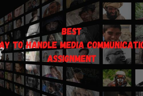 Best way to handle media communication assignment