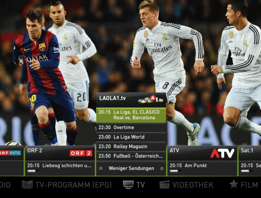 LAOLA1 Free Live Sports streaming sites