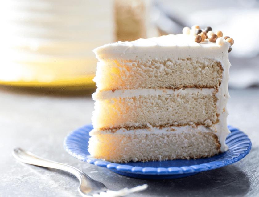 Vanilla Pastry Love-Filled