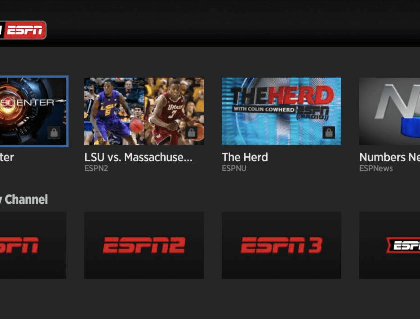 WatchESPN Free Live Sports streaming sites