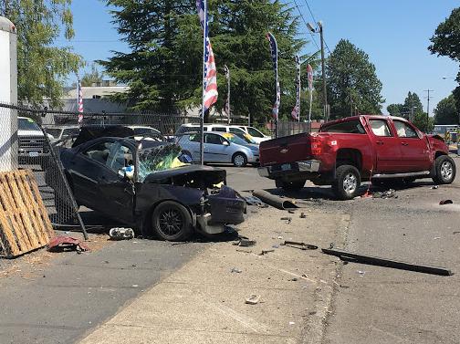 Nikki Catsouras Car or Truck Incident
