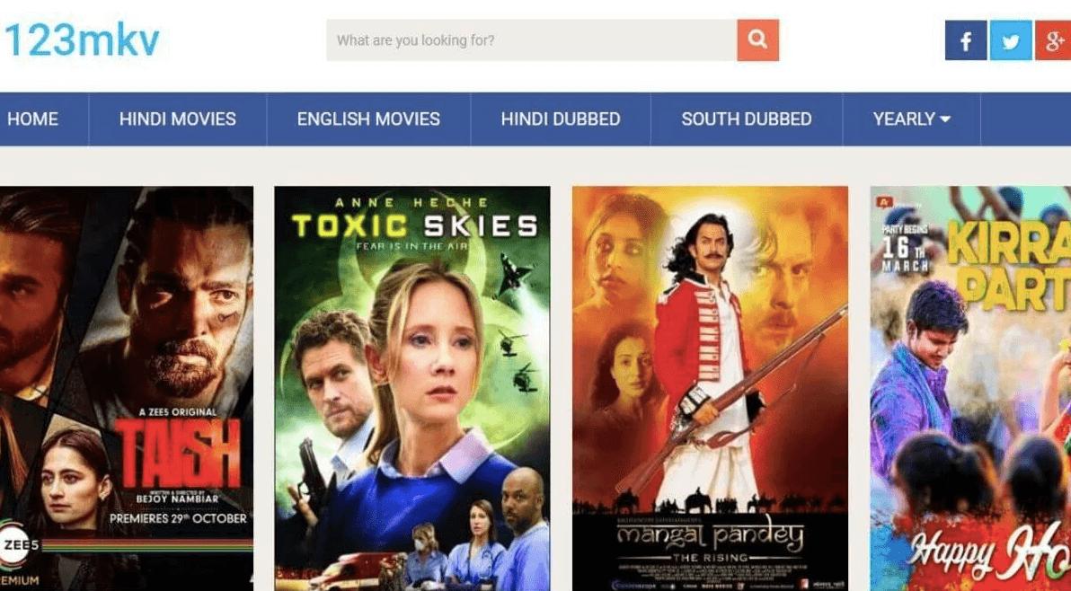 Mkv123 2021: Mkv123 Bollywood, Hindi movie downloading site.
