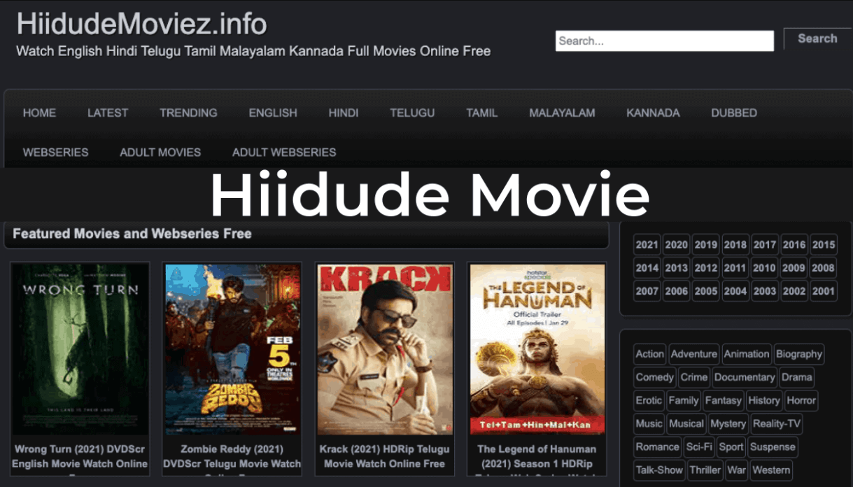 Hiidude 2021-Download for free and latest.